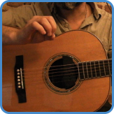 Learn how to play the guitar by learning from real songs. Step by step acoustic beginner guitar lessons.