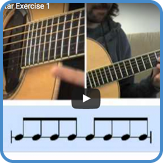 The classic chromatic exercise is the second step in the beginner course