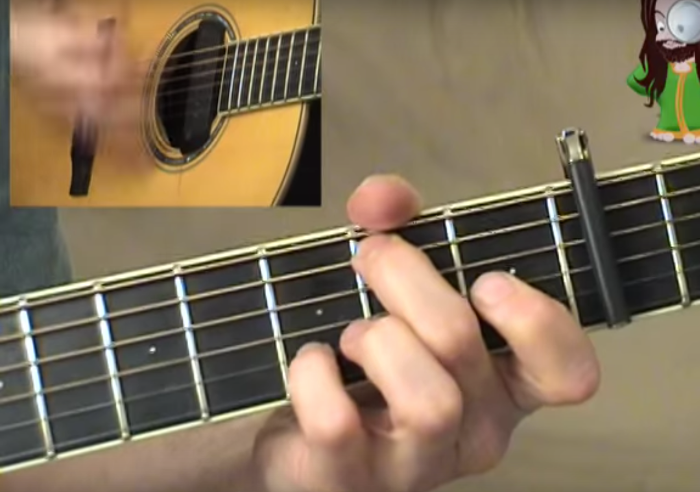 Blowing In The Wind Chords and Guitar Lessons