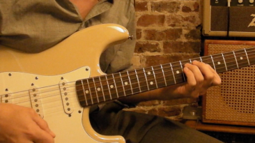 Jimmy Mack chords and guitar lessons