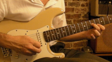 Master Blaster chords and guitar lessons