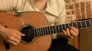 Over The Rainbow Chords and Guitar Lessons