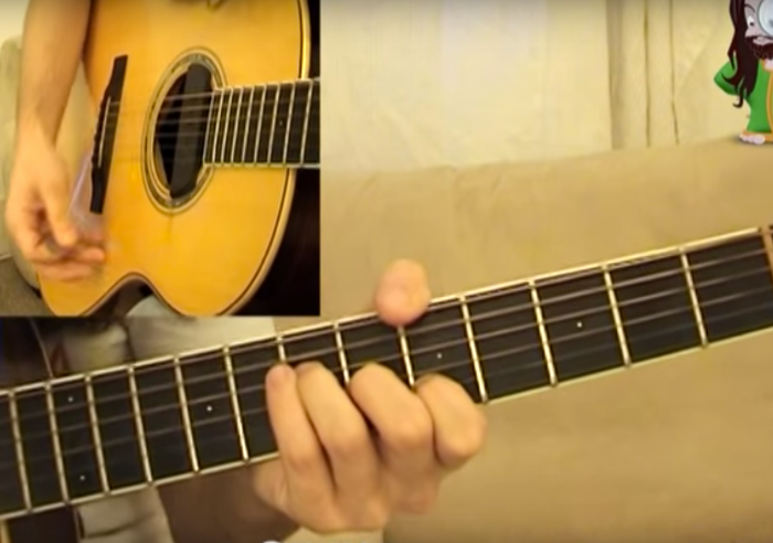 Red Chords and Guitar Lessons