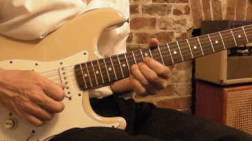 Respect chords and guitar lessons