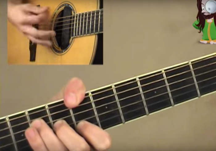 Starman Chords and Giitar Lessons