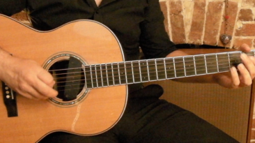 Redempton Song Chords and Guitar Lessons