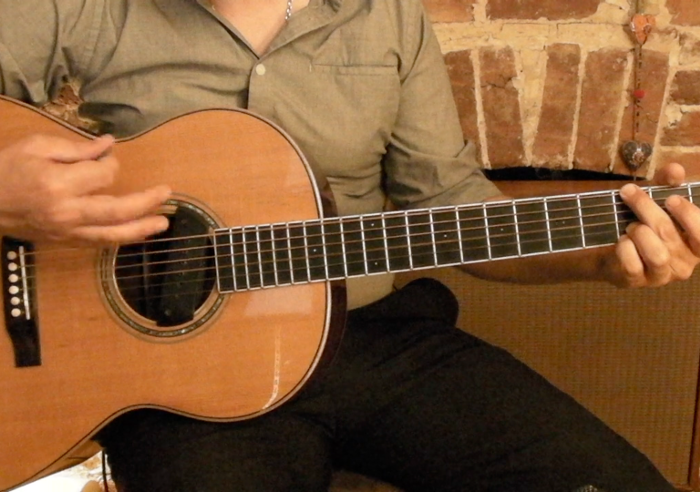 Robin Hood Chords and Guitar Lessons